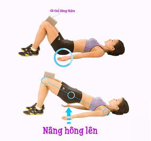 Cần làm gì để giảm mỡ vùng hông một cách đơn giản