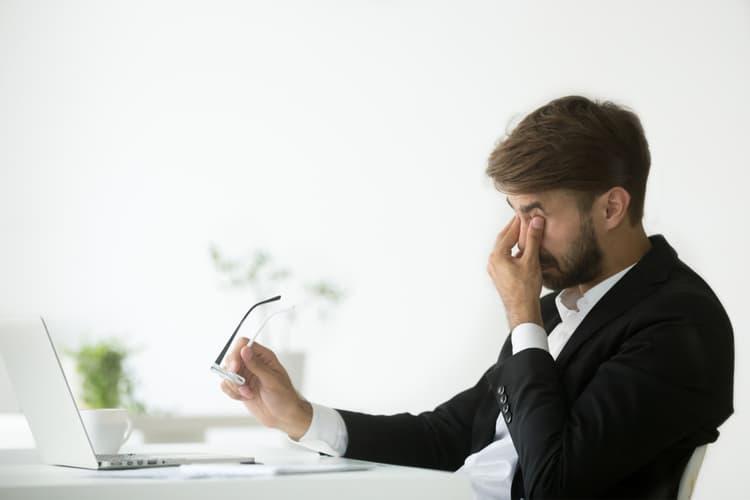 Hết mệt mỏi với ba huyệt đạo giúp tránh mỏi mắt